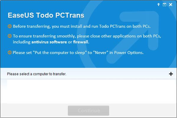 Mit PCTrans alle Programme auf einen neuen PC kopieren